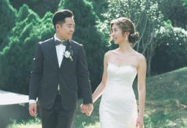 Wicky & Winson Wedding Day Photo
