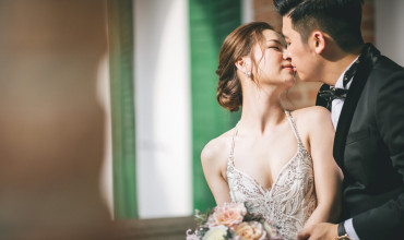 | Brandy & King | Hong Kong Wedding |